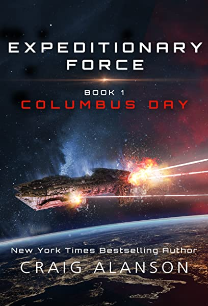 Expeditionary Force - Columbus day