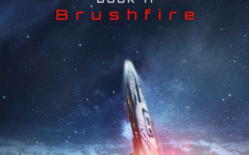 Brushfire Cover
